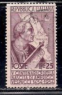 ITALIE    N°   686   OBLITERE - 1946-60: Used