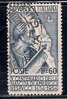 ITALIE    N°   687   OBLITERE - 1946-60: Used
