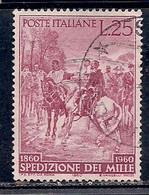 ITALIE    N°   810   OBLITERE - 1946-60: Used