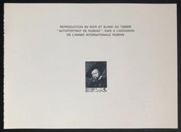 België, 1978, ZNP 10, OBP 4€ - Blocks & Kleinbögen Schwarz