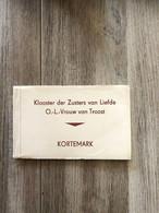Carnet Klooster Der Zusters Van Liefde O.L.V. Van Troost @ Kortemark - Kortemark