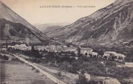 Drôme - Luc-en-Diiois - Vue Générale - Luc-en-Diois