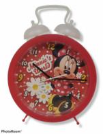 16125 Orologio Da Tavolo - Minnie's World - Disney - Orologi Pubblicitari