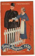 Postbüchel  1936 - Zonder Classificatie
