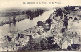 CPA - CHINON - VALLEE DE LA VIENNE - Chinon