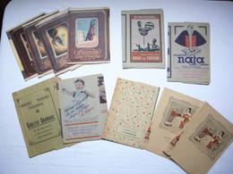 Lot D'une Dizaine De Protège-cahier Illustrés Dont Plusieurs Identiques - Unclassified