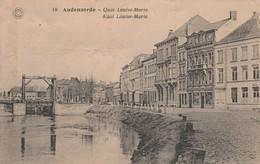 Oudenaarde Audenaerde - Quai Louise Marie - Kaai Louise-Marie - Uitg. Hermans Anvers - Oudenaarde