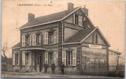 60 CRAMOISY - Vue De La Gare - Sonstige Gemeinden