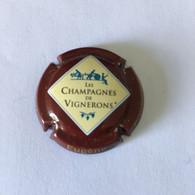 Capsule De Champagne - Eugène PRUDHOMME Sur LES CHAMPAGNES DE VIGNERONS N°667 B - Other