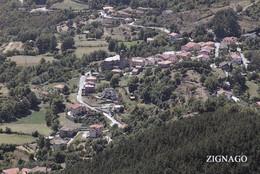 (QU498) - ZIGNAGO (La Soezia) - Panorama Della Frazione Pieve (sede Comunale) - La Spezia