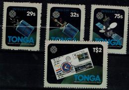 TONGA 1983 SPACE MI No 855-8 MNH VF!! - Oceania