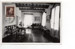Polen Polska Maximumkarte 1962 Zelazowa Wola Salon W Domu Rodzinnym Chopina - Cartes Maximum