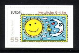 DEUTSCHLAND MI-NR. 2665 POSTFRISCH(MINT) EUROPA 2008 BRIEFESCHREIBEN JAMES RIZZI - 2008