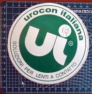 Urocon Italiana  ADESIVO STICKER VINTAGE NEW ORIGINAL - Stickers