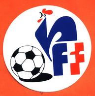 Autocollant FFF Fédération Française De Football - Stickers