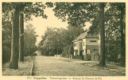 Kapellen - Cappellen - Yzerenweg Laan - Koningin Astridlaan - Hoelen 493 - Kapellen