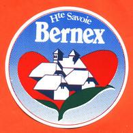 Autocollant Bernex En Haute Savoie - Stickers