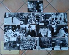 13 PHOTOS FILM CINEMA KAFKA Jeremy IRONS SODERBERGH LITTERATURE ROMANCIER 1991 TBE - Photographs