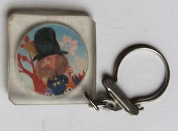 Porte Clefs Vintage Le Manège Enchanté Père Pivoine ORTF Dessin Animé - Key-rings