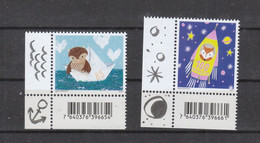 Schweiz  **    Tierboten   Neuausgabe 9.9.2021 Postpreis CHF 1,85 - Unused Stamps