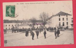 21  - DIJON----Quartier Delaborde ( 8° Escadre Du Train ) Animé - Dijon