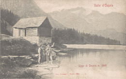Verbano Baceno Rifugio Capanna Lago Devero Valle Ossola FP R604 - Verbania