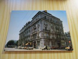 Grenoble (38).Hôtel Du Louvre. - Grenoble