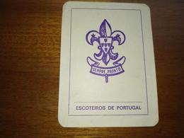 """Calendar Of Pocket """" CNE Corpo Nacional De Escutas - Porto """"  1979 - Small : 1971-80"""