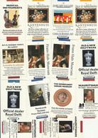 14 SOUVENIR CARD PAESI BASSI OLANDA (MF283 - Other