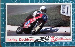 Harley Davidson  ADESIVO STICKER VINTAGE NEW ORIGINAL - Stickers