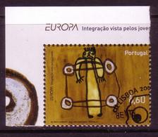 PORTUGAL Mi-Nr. 3047 O EUROPA 2006 - INTEGRATION - 2006