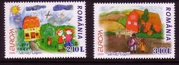 RUMÄNIEN MI-NR. 6065-6066 POSTFRISCH(MINT) EUROPA 2006 - INTEGRATION - 2006