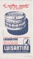 BUVARD(LUISANTINE)) - L