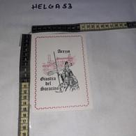 FB10464 REP. ITALIANA AREZZO 1974 TIMBRO ANNULLO GIOSTRA DEL SARACINO 74'' EDIZIONE - 1971-80: Storia Postale