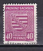 SBZ, Nr. 84y, Gest. Mi. 110,- Euro (T 20907) - Zone Soviétique