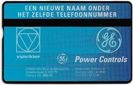 Netherlands - KPN - L&G - RDZ179 - Power Controls - 212D - 20Units, 12.1992, 1.000ex, Mint - Privé