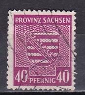SBZ, Nr. 84y, Gest. Mi. 110,- Euro (T 20908) - Zone Soviétique