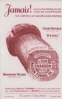 BUVARD(CHAMPAGNE) CHANDON - C
