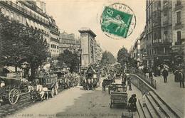 75* PARIS (10)   Bd Bonne Nouvelle Et Porte St Denis       RL15,0113 - Distretto: 10