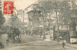 75* PARIS (10)    Porte Et Bd St Martin      RL15,0118 - Distretto: 10