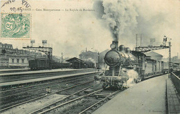 75* PARIS (14)    Gare Montparnasse -  Rapide De Bordeaux        RL15,0367 - Distretto: 14