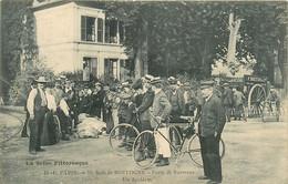 75* PARIS (16)  Bois De Boulogne – Un Accident Porte De Suresne   RL15,0785 - Distretto: 16