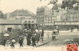 75* PARIS (17)   La Porte Maillot         RL15,0924 - Distretto: 17