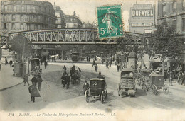 75* PARIS (18)   Viaduc Du Metro – Be Barbes         RL15,1006 - Distretto: 18