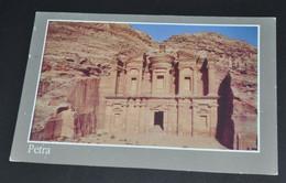 Petra - The Monastry - H.K. Of Jordan - Jordan