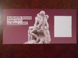 FRANCE BLOC SOUVENIR 137 AUGUSTE RODIN** - Souvenir Blokken