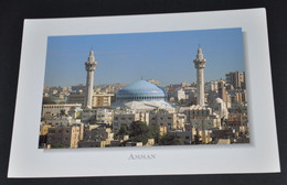 Amman - Mosquee Of Malik Abdallah - Jordan