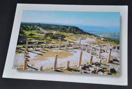 "Jordan - The Basilica Umm Qais ""Gadara"" - Jordan"