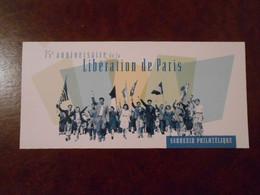 FRANCE BLOC SOUVENIR 157 LIBERATION DE PARIS** - Souvenir Blokken