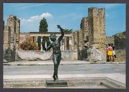 079671/ POMPEI, Scavi, Casa Del Fauno, L'atrio - Pompei